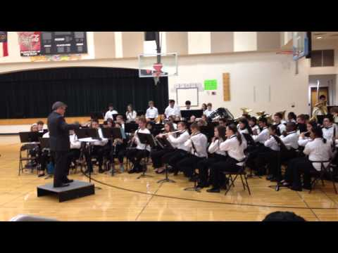 Elkins Pointe Middle School Symphonic Band 1