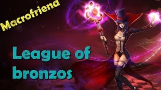 League of bronzos YouTube Videos