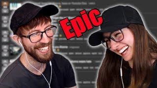My EPIC Collab With Brad WOTO!!