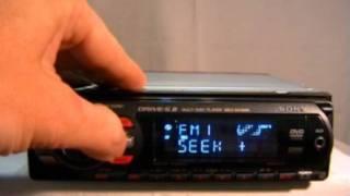 Обзор автомагнитолы SONY MEX-DV1000