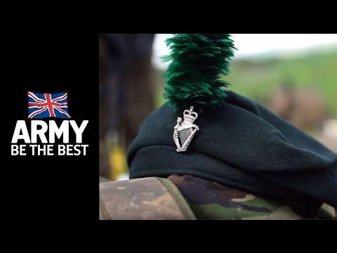 Royal Irish Regiment - Army Regiments - Army Jobs