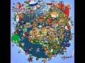 The Nations Of The World-Yakko's World (With Countryballs)