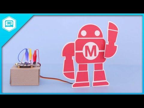Waving Makey with Circuit Playground