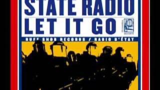 State Radio - Blood Escaping Man (Audio)