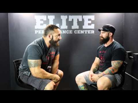 Joe Daniels of Swing This Kettlebell pt 2 - Training For Life with Chris Duffin