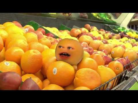 Fred Meets Annoying Orange