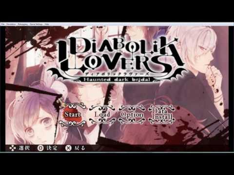Где скачать и как устроена игра Diabolik Lovers.
