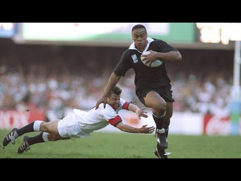 Jonah Lomu - THE GREATEST EVER | Player Tribute
