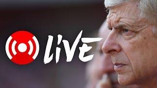 LIVE: Arsene Wenger on leaving Arsenal | Press Conference