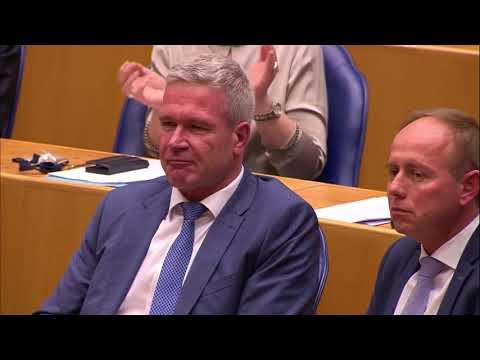 Afscheid van Elbert Dijkgraaf (SGP)