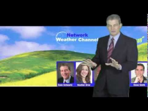 Dave Schwartz's Weather Channel Return Is Straight From <i>The