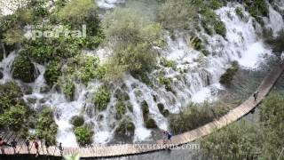 Plitvice Lakes day tour from Split