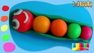 Making Play Doh Toys For Kids | Colors Clay Toys For Children | Video For Kid #05