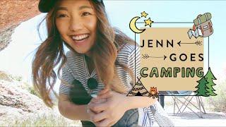 Jenn Goes Camping