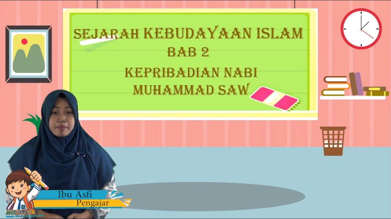Video Pembelajaran Kelas 4 Sejarah Kebudayaan Islam Bab 2…