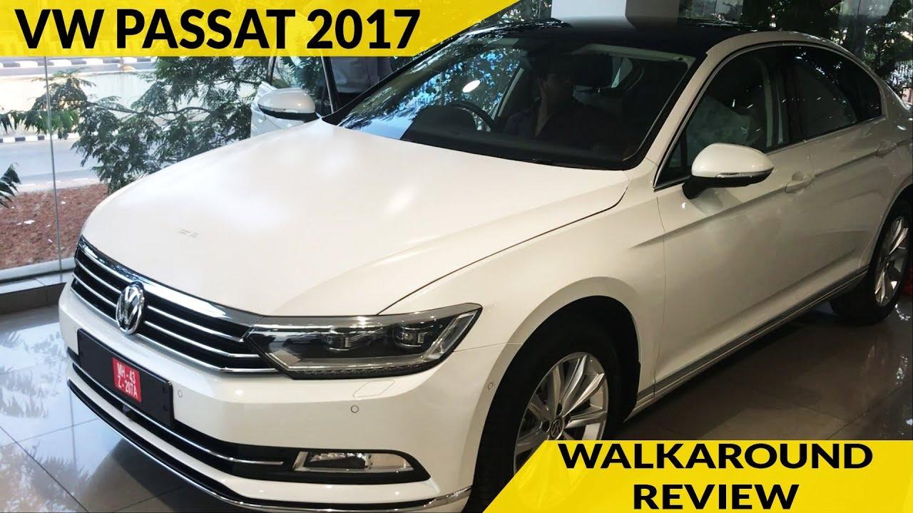 Volkswagen passat review 2017 autocar - 2017 Volkswagen Passat India Review