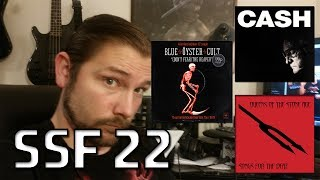 SONG SUGGESTION FRIDAY #22 (Blue Oyster Cult, Johnny Cash, Queens of the Stone Age)