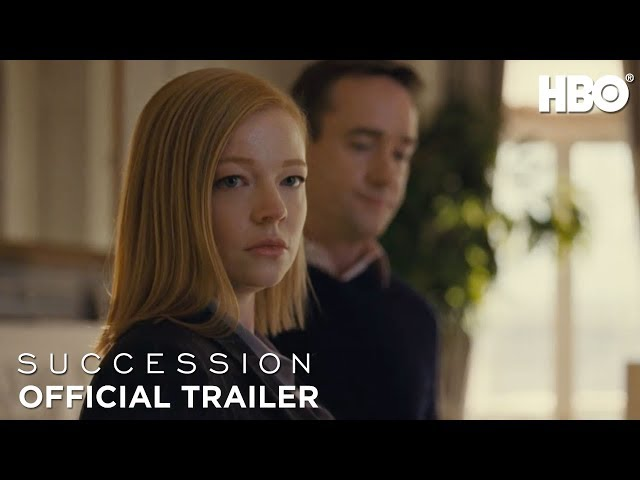 Succession: Season 2 | Official Trailer | HBO