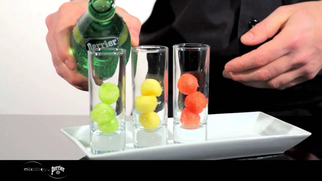 bebidas preparadas con frutas sin alcohol