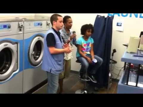 Spin Doctor Laundromat: Wash and Sing Karaoke