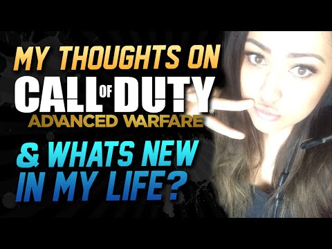 My Thoughts On Advanced Warfare & What's New In My Life: COD AW Search & Destroy Gameplay