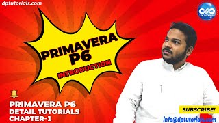 1.0: Primavera Learning : Introduction To Project Management And Primavera || Software | dptutorials