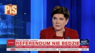 A.Duda i B.Szydło MASAKRUJĄPiS w 73 sekundy.