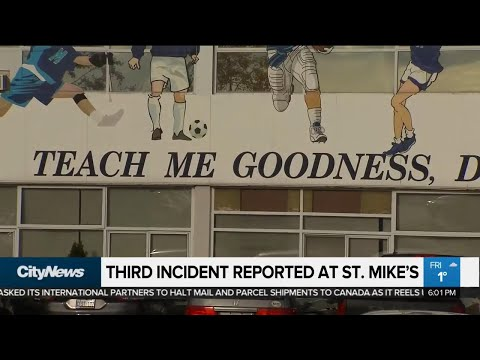 St. Mike's Expels Students While Reporting 3rd Incident