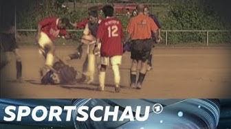Amateurfußball - Thema Gewalt immer mehr im Fokus | Sportschau