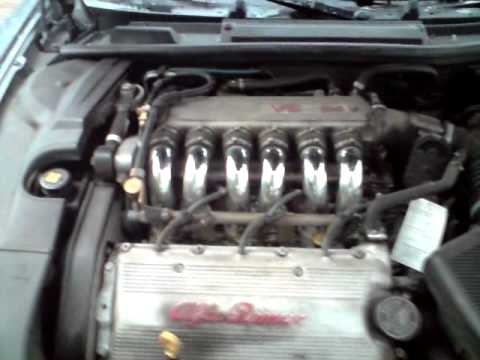 Alfa Romeo V V Sound Engine Motor YouTube - Alfa romeo engines for sale