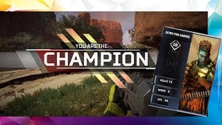 MY FIRST WINS ON APEX LEGENDS!!! - 16+ Squad Kills!!! - Apex Legends with friends