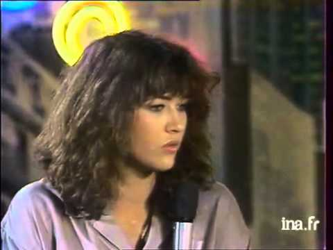 Interview Sophie Marceau - Archive INA