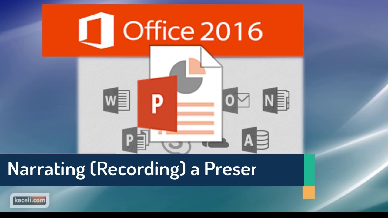 how to add video in powerpoint 2016