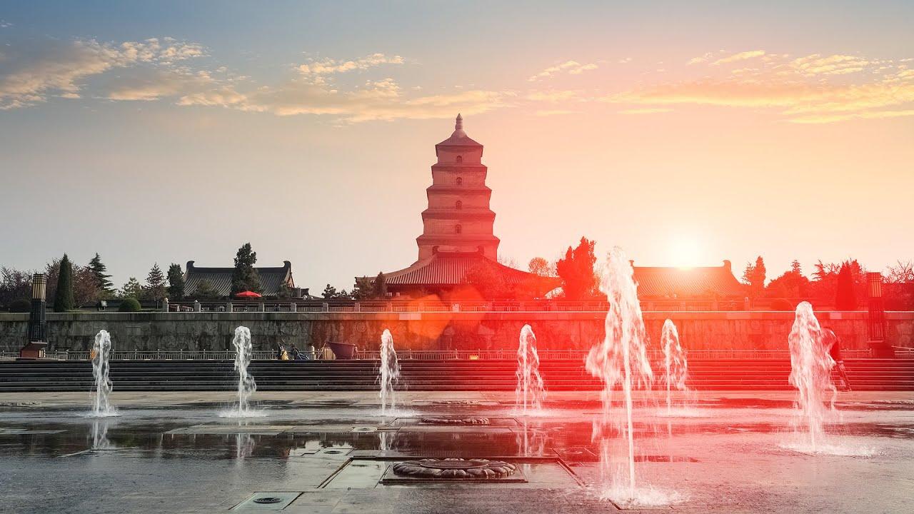 Xi'an - China - YouTube
