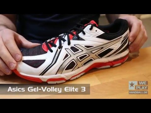 Asics Gel-Volley Elite 3 - Review Indoorshoes