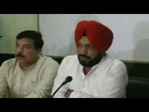Aam Aadmi Party's 3rd List of Candidates for Punjab Polls 2017 (Press Conference Live)