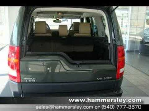 2005 Land Rover LR3 HSE - YouTube