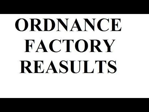 Ordnance Factory - Reasult