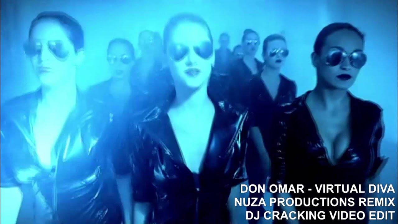 Don omar virtual diva remix electro video dj cracking youtube - Don omar virtual diva ...