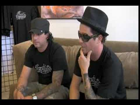 Interview with Unwritten Law-- Dang's Tattoo Magazine