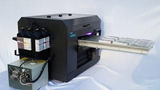 Repeat youtube video Pangoo Jet A3 UV Flatbed Printer Installation Guide