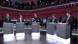 Arena 04.12.15: Letzte Frage (Humor!)