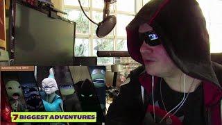 TMNT Season 5 Trailer Reaction Video