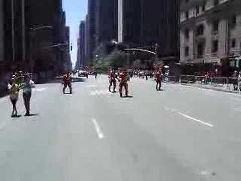 Immigrants Day Parade, NYC