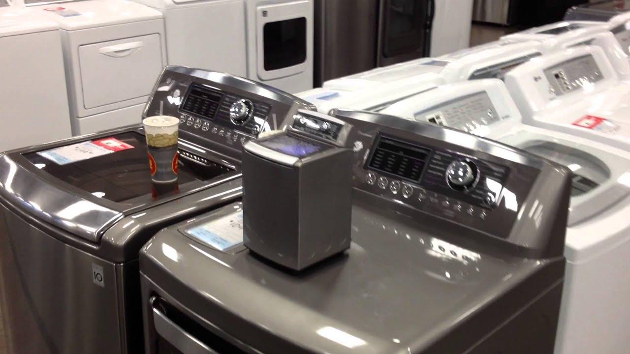 Mini Washing Machine At Best Buy - YouTube