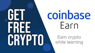 How To Earn While You Learn - Coinbase Earn