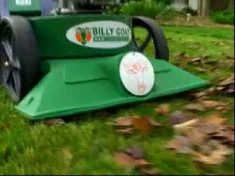 Садовый пылесос BILLY GOAT KV650SPH