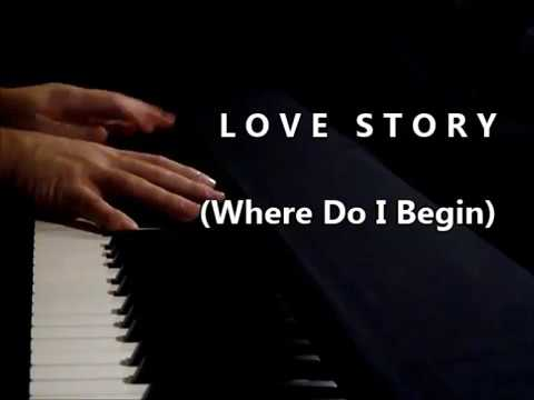Love story (piano cover)