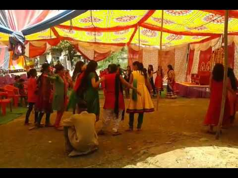 Unique cultural dance of Jonsar