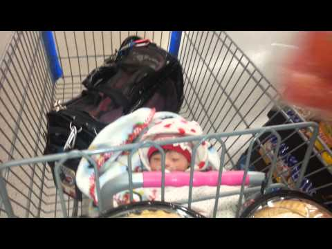 SHOPPING AT WALMART WITH AVERY NICOLE